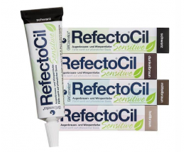 Tinte Refectocil Sensitive para pestañas y cejas