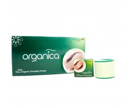Organica Organic thread for hair removal.